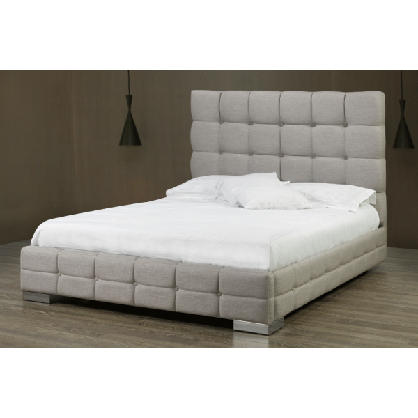 R188-Headboard and Bed