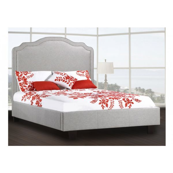 R193-Headboard and Bed