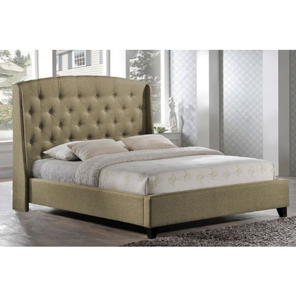 R194-Headboard and Bed