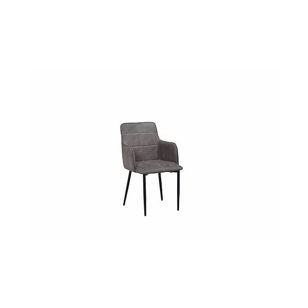 C-1835 Charcol Brown Dining Chair