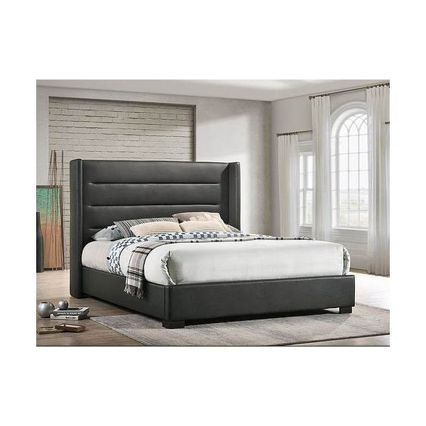 IF-5242 King Size Upholstered  Bed