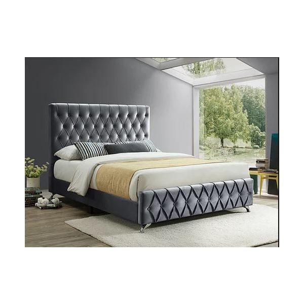 IF-5670 Queen Size Upholstered Bed