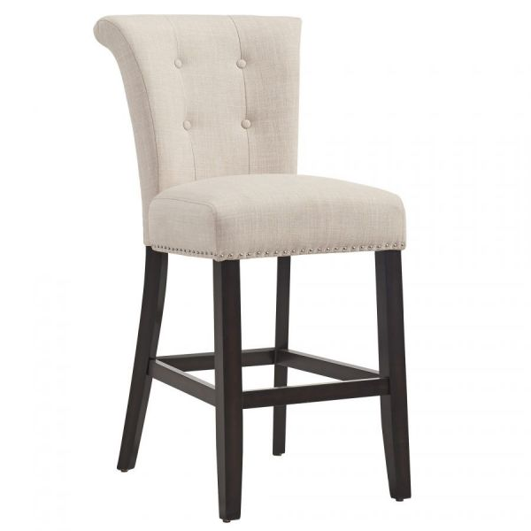 Selma Counter Stool Beige-CL