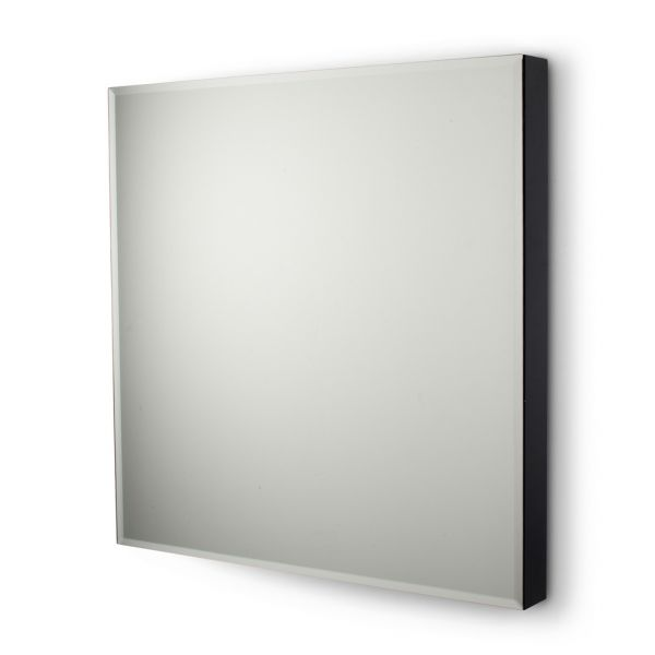 Square Floating Mirror