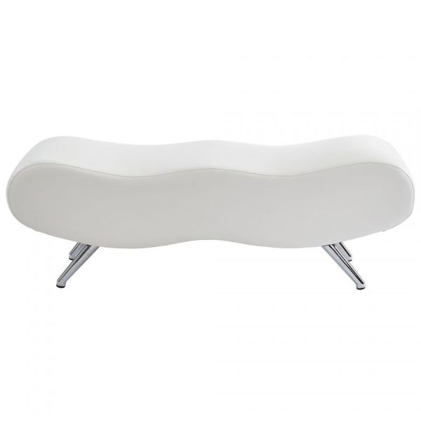 Stealth Bench II White