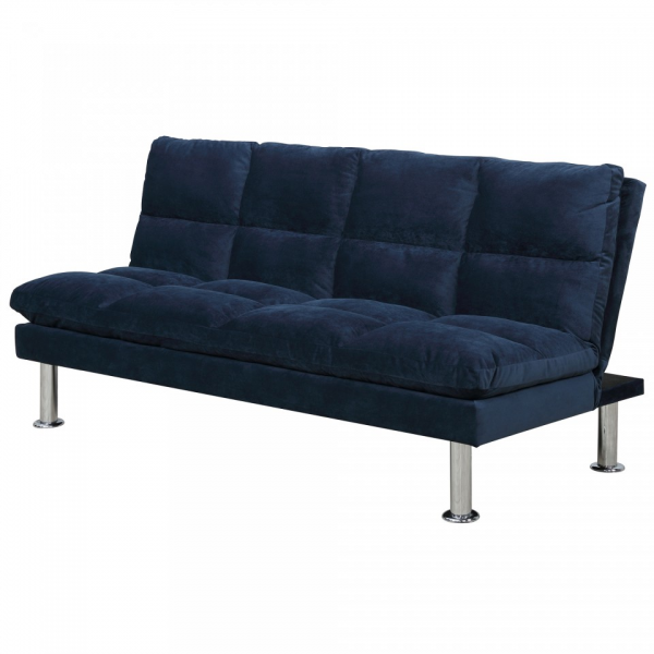Eloy Convertible Sofa in Blue