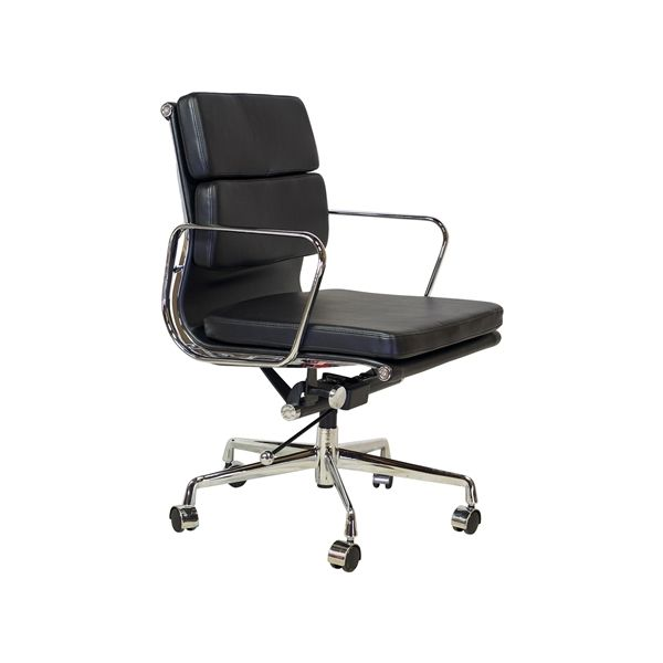 Lark Double Padded Low Back Office Chair
