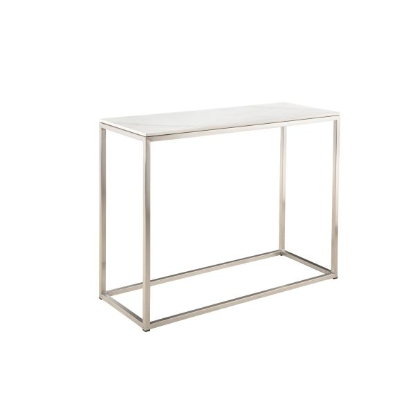 Milan Console with Stone Top