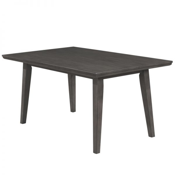 Ashland Rectangular Dining Table in Grey