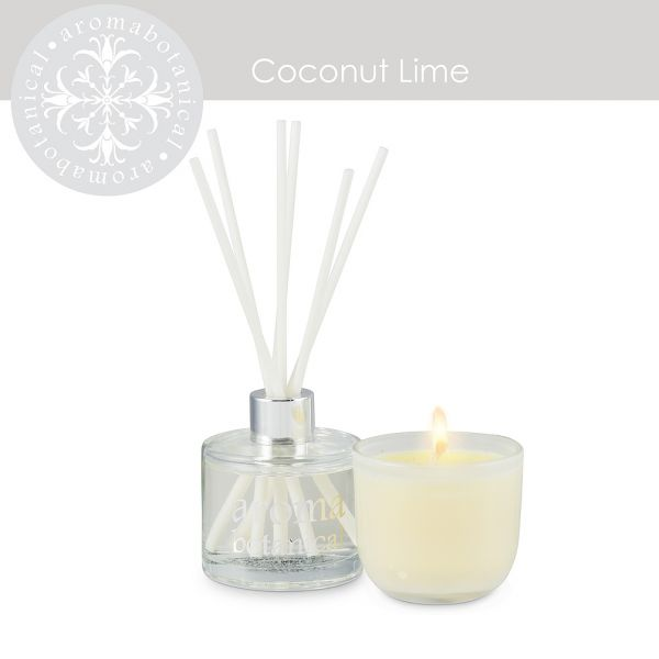 2 Piece Coconut Lime Gift Set