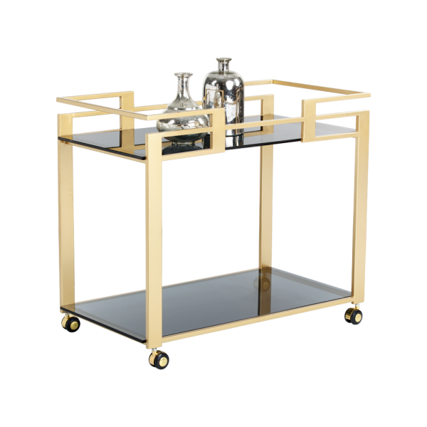 Avondale Bar Cart