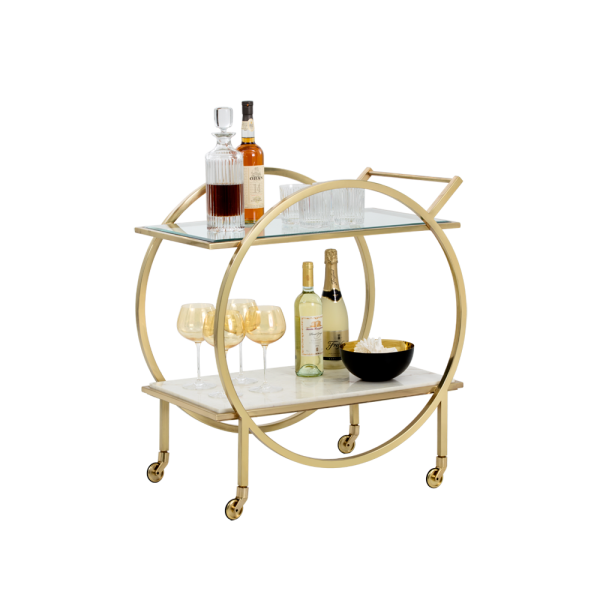 Artemis Bar Cart
