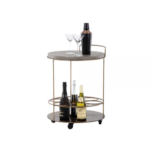 Rowe Bar Cart