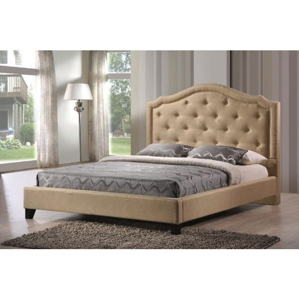 R192-Headboard and Bed