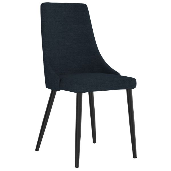 Venice Side Chair in Blue