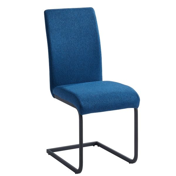 Vespa Side Chair in Blue
