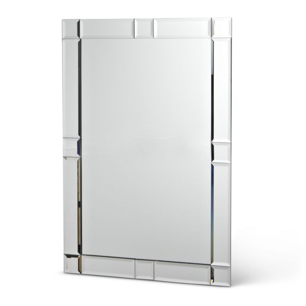 Rectangle Border Wall Mirror