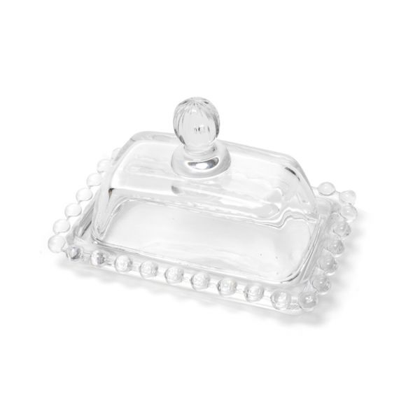 Rectangle Ball Rim Cover Dish