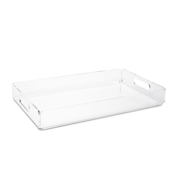 Long Slim Rectangle Tray