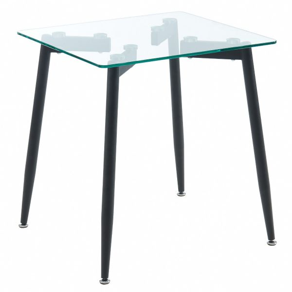 Abbot Accent Table in Black