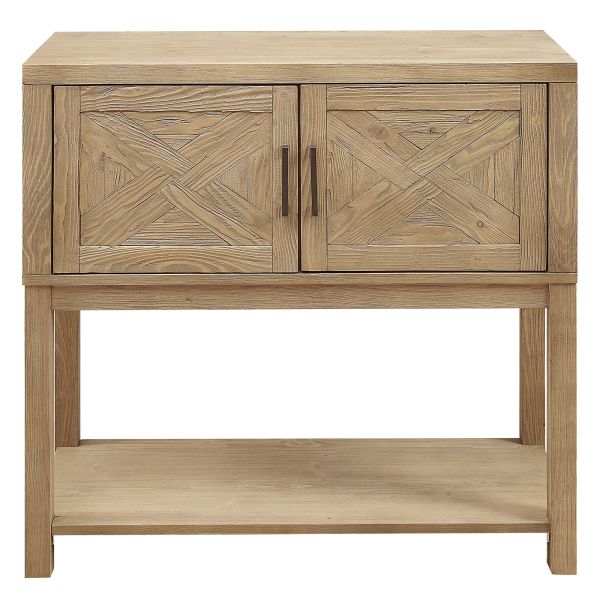HAGER-CONSOLE/CABINET-NATURAL