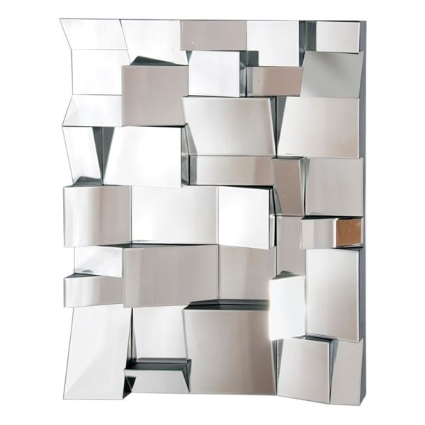 Checker Wall Mirror