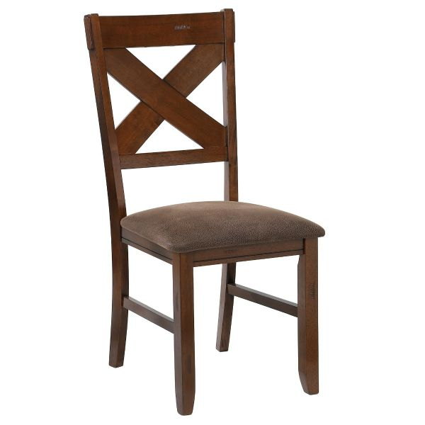 Nashville Side Chair in Walnut