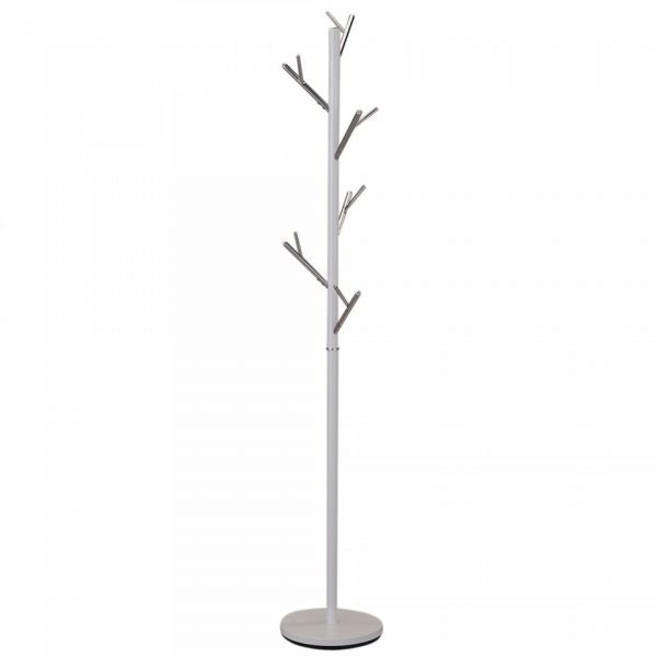 Orin Coat Rack in White