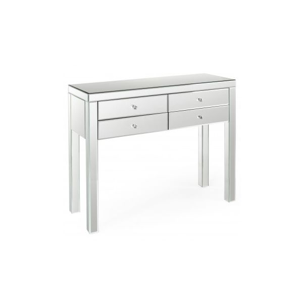Owen Four Drawer Console