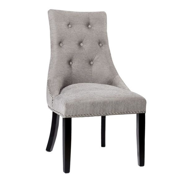 Rimzy Elizabeth Platinum Chair