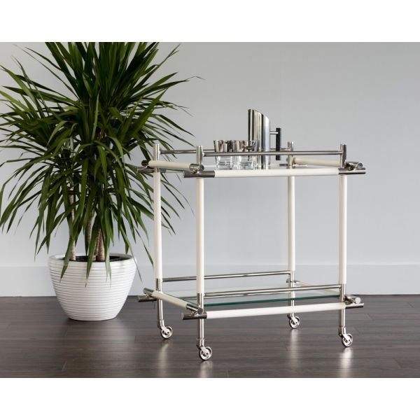 STEFANIA BAR CART